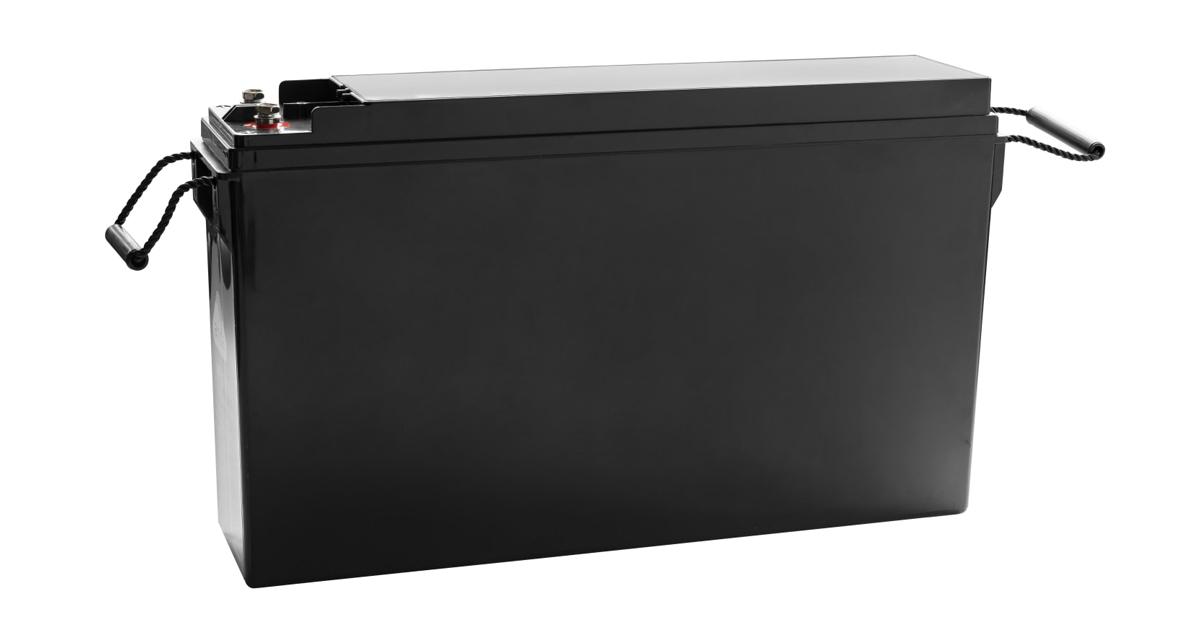 NF-serien kjennetegnes på at batteriet er høyt, langt og smalt.